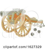 Poster, Art Print Of Cannon