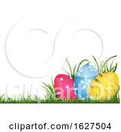 Poster, Art Print Of Easter Egg Background