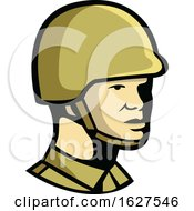 Poster, Art Print Of Chinese Communist Soldier Icon