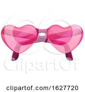 Valentines Day Heart Sunglasses