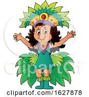 Happy Samba Dancer