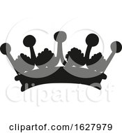 Silhouetted Crown