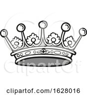 Grayscale Crown