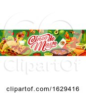 Cinco De Mayo Website Banner