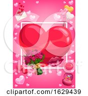 Poster, Art Print Of Valentines Day Background