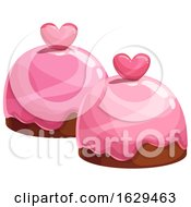 Poster, Art Print Of Valentines Day Candies