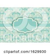 Poster, Art Print Of Decorative Background