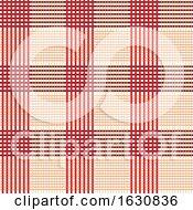 Plaid Pattern Background