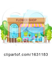 Poster, Art Print Of Flower Shop