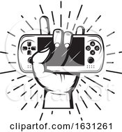 Black And White Gamer Design