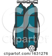 Scuba Oxygen Tanks