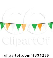 Poster, Art Print Of Irish Themed Party Banner