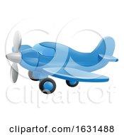 Cute Airplane Cartoon