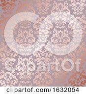 Elegant Rose Gold Pattern Background