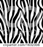 Zebra Animal Print Pattern Seamless Tile