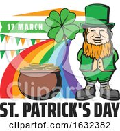 Poster, Art Print Of St Patricks Day Design