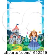 03/05/2019 - Princess And Castle Border