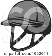 Poster, Art Print Of Equestrian Helmet