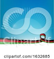 Poster, Art Print Of Malawi Flag Background