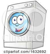 03/04/2019 - Happy Washing Machine Mascot