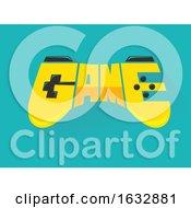 Game Letter Emulator Design Illustration