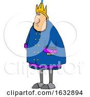 03/07/2019 - Cartoon Depressed King