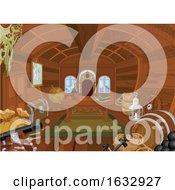 Pirate Cabin Interior