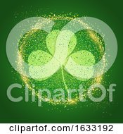 Poster, Art Print Of St Patricks Day Background With Shamrock