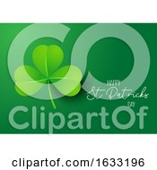 St Patricks Day Background by KJ Pargeter
