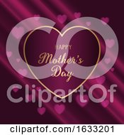 Poster, Art Print Of Elegant Background For Mothers Day