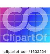 Gradient Geometric Tile Background