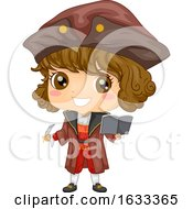 Kid Boy Christopher Columbus Adventure