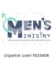 Lettering Mens Ministry Illustration