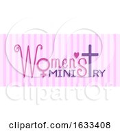 Lettering Womens Ministry Illustration