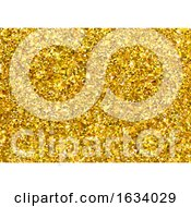 Poster, Art Print Of Abstract Glitter Like Background
