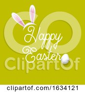 Poster, Art Print Of Happy Easter Background