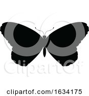 Poster, Art Print Of Butterfly Insect Animal Silhouette