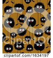 Poster, Art Print Of Monster Background