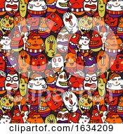 Poster, Art Print Of Crowd Of Egg People