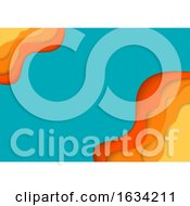 Poster, Art Print Of Abstract Background