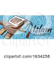 Poster, Art Print Of Islam Design