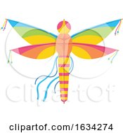 03/19/2019 - Colorful Dragonfly Kite