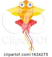 Colorful Fish Kite