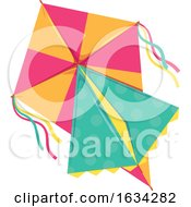 Poster, Art Print Of Colorful Kite