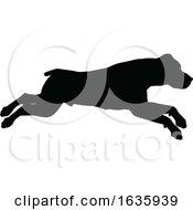 Dog Silhouette Pet Animal