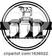Black And White Farming Design