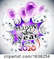 Happy New Year 2020 by Oligo