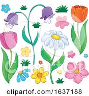 Poster, Art Print Of Spring Flowers