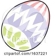 Poster, Art Print Of Cartoon Easter Egg