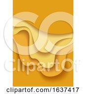 Yellow Flyer Background